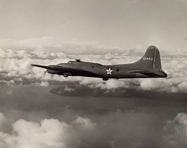 B-17 #41-2443