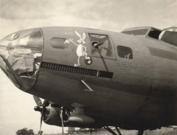 B-17 #41-24619 / S-for-Sugar