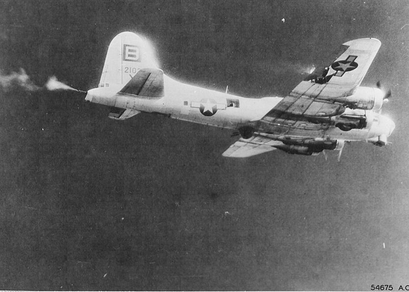 B-17 #42-102560 / The Thomper