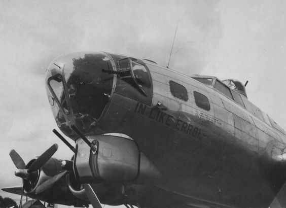 B-17 #42-102590 / In Like Errol