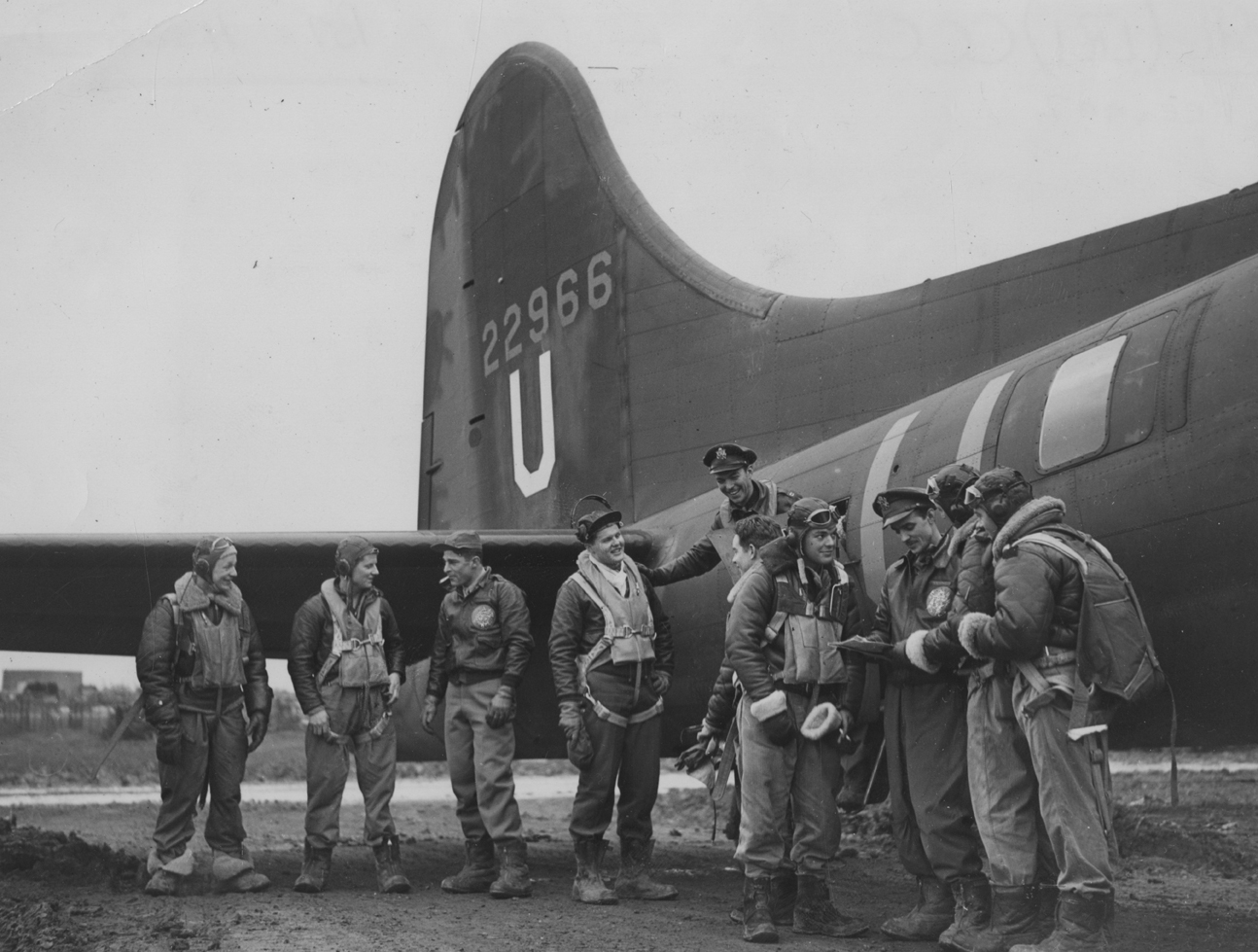 B-17 #42-2966
