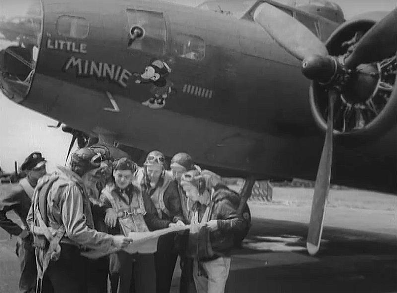 B-17 #42-29724 / Little Minnie