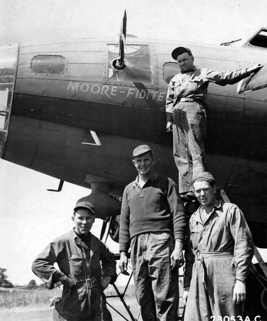 42-29731 Ground Crew