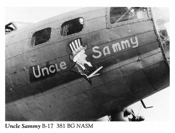 B-17 #42-29983 / Gloria Ann aka Iris aka Uncle Sammy