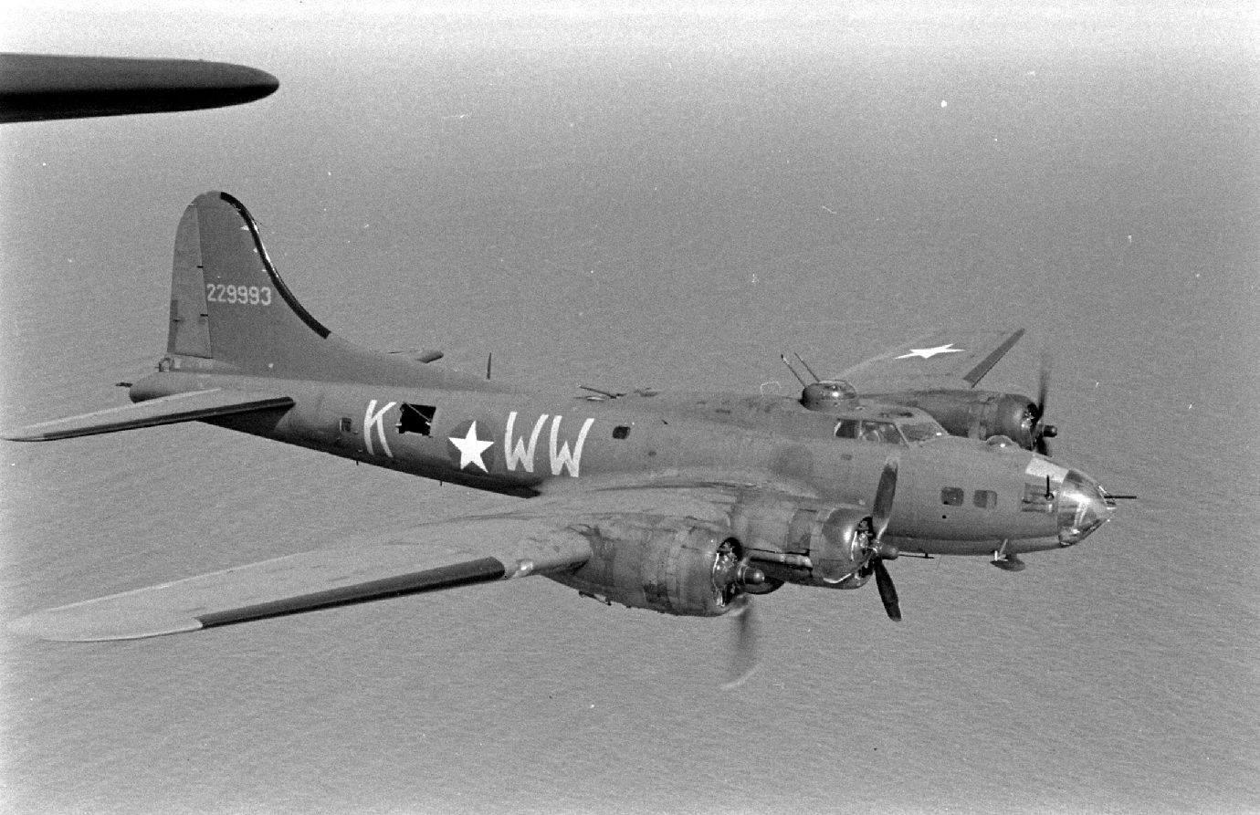 B-17 #42-29993 / Carroll Jun