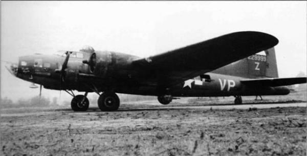 B-17 #42-29999 / Fertile Myrtle