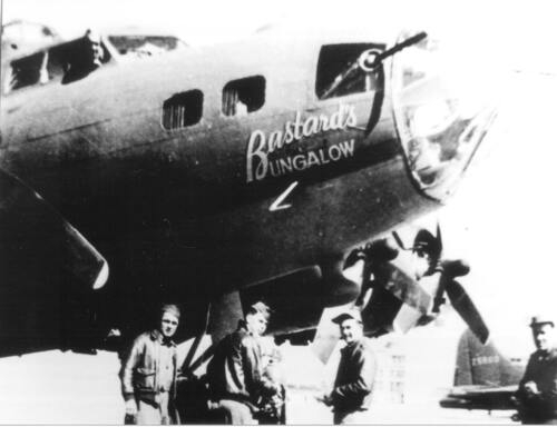 B-17 #42-30062 / Bastard's Bungalow aka Terry 'n Ten (TNT) aka Reilly's Racehorse