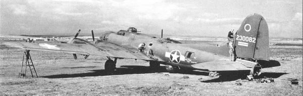 B-17 #42-30082