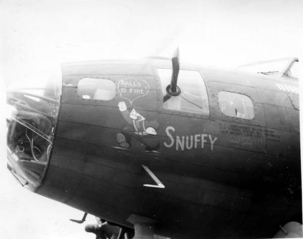 B-17 #42-30139 / Snuffy