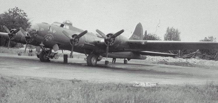 B-17 #42-30140 / King Malfunction II