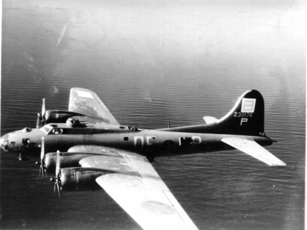 B-17 #42-30176 / Assassin