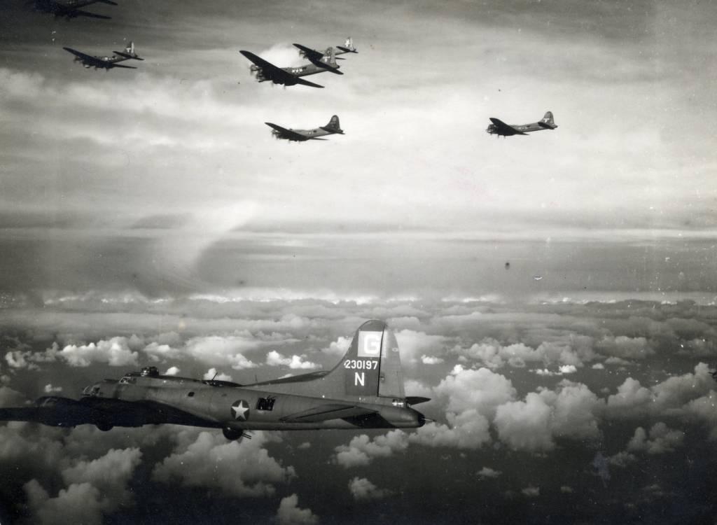 B-17 #42-30197 'Mission Belle'