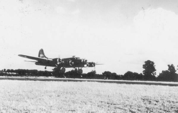 B-17 #42-30283 / Mason's Morons