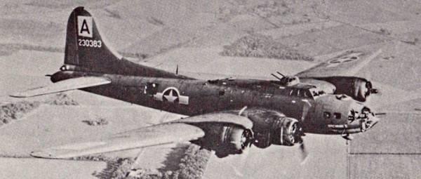 B-17 #42-30383 / Brennan's Circus