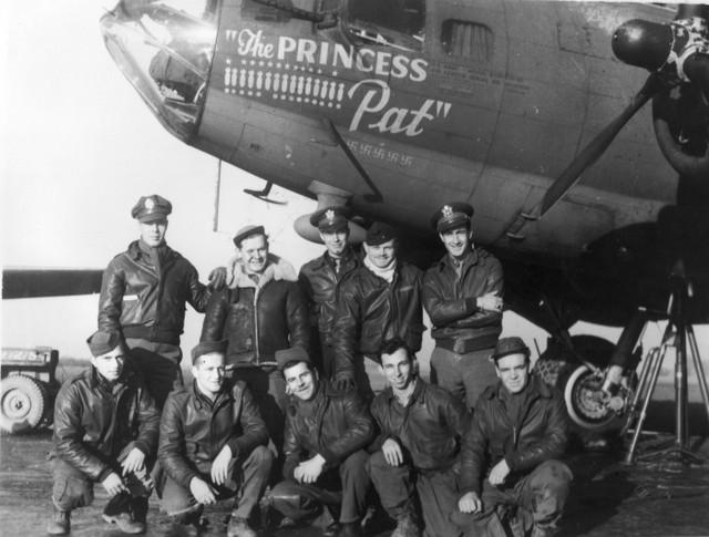 B-17 #42-30829 / Princess Pat