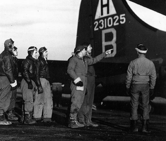 B-17 #42-31025