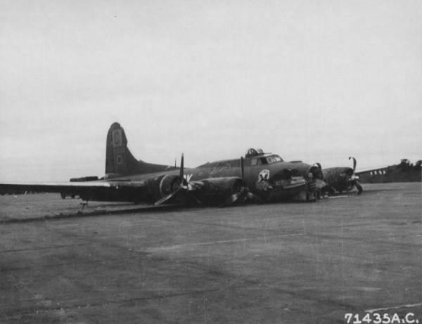 B-17 #42-31106 / Goering's Nightmare