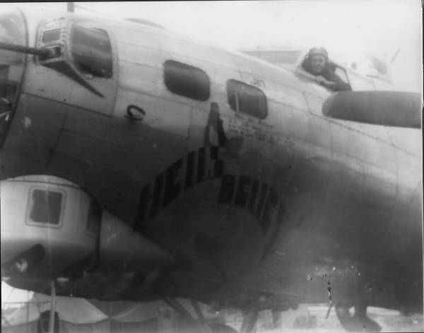 B-17 #42-31115 / Hell's Bells