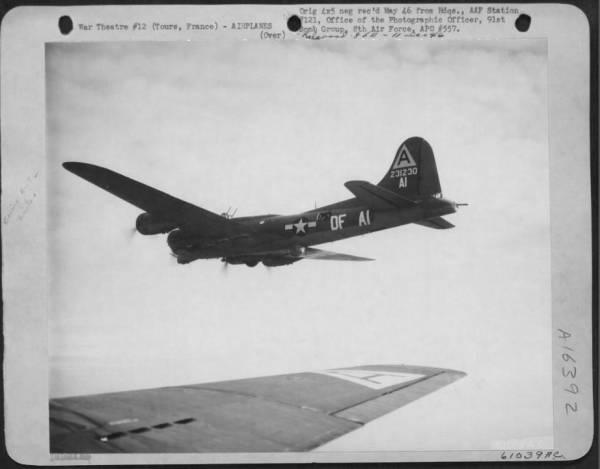 B-17 #42-31230 / Little Jean