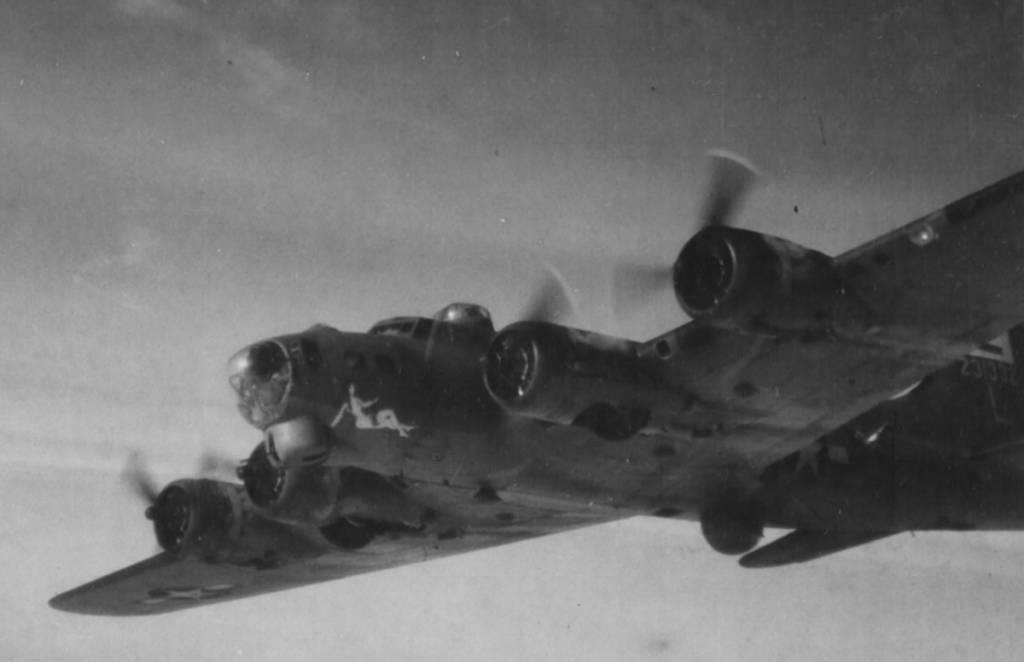 B-17 #42-31332 'Frivolous Sal'