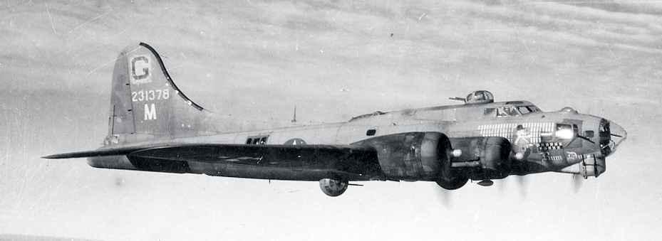 B-17 #42-31378 / Rum Dum