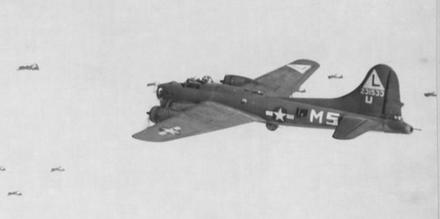 B-17 #42-31533