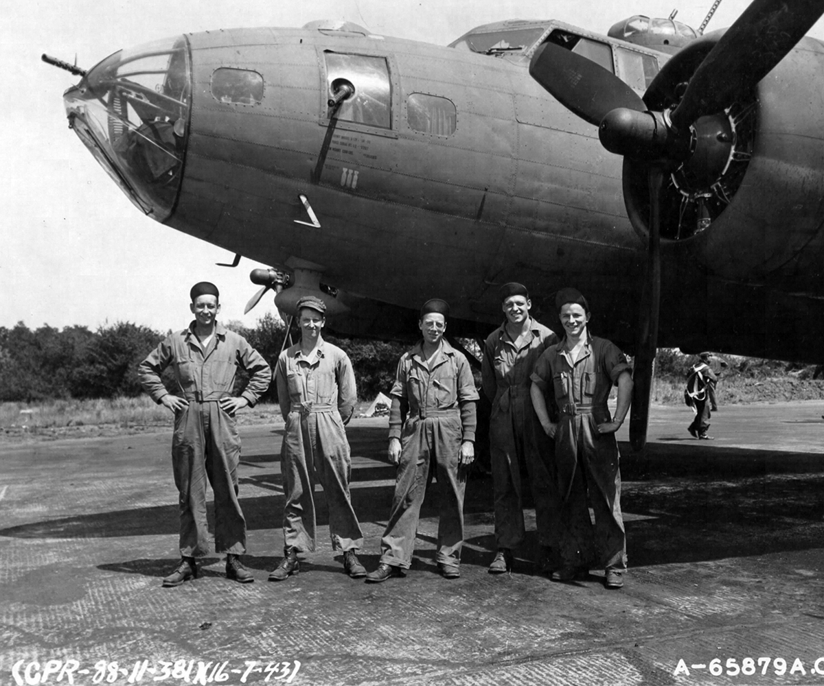 B-17 #42-3227