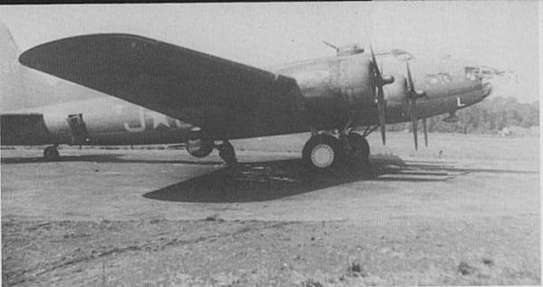 B-17 #42-3230 / Mary Kathleen aka Yankee Powerhouse II
