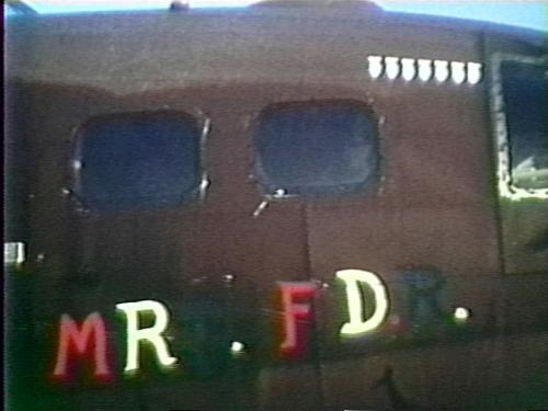 B-17 #42-37885 / Mrs. F.D.R. aka Frostie