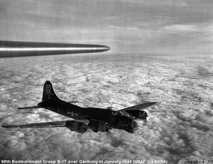 B-17 #42-37894 / Pegasus IV