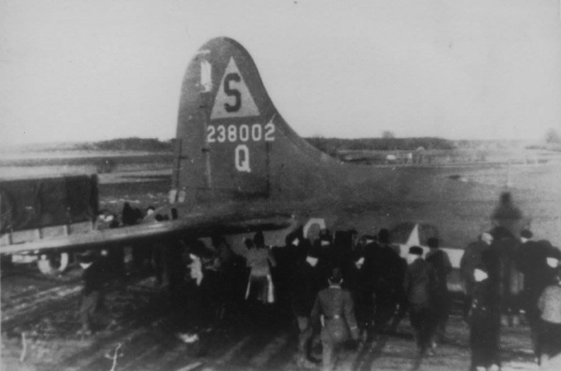 B-17 #42-38002