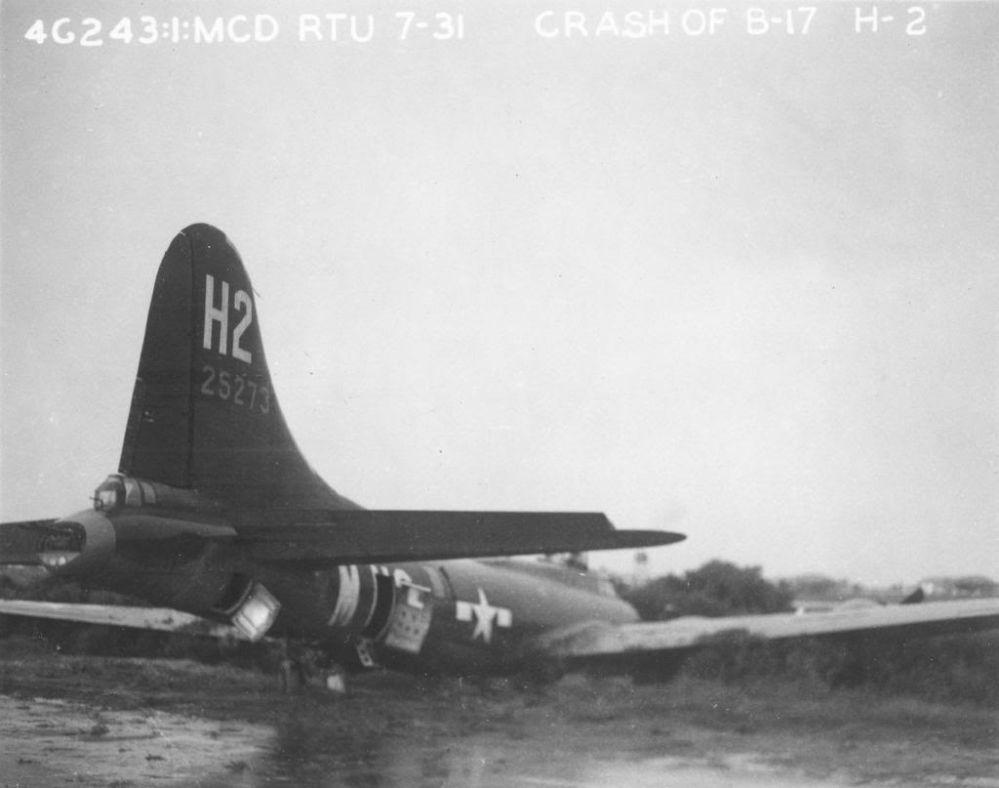 B-17 #42-5273