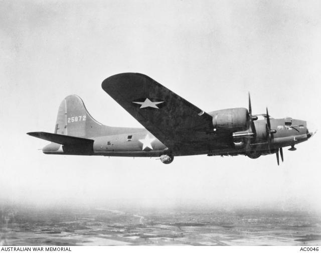 B-17 #42-5872