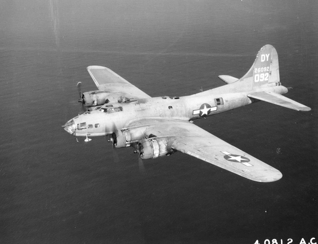 B-17 #42-6092