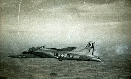 B-17 #42-97071 / Andy's Dandy