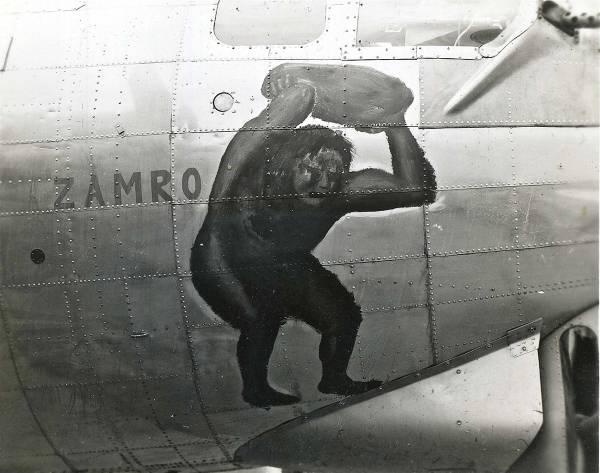 B-17 #42-97365 / Zamro