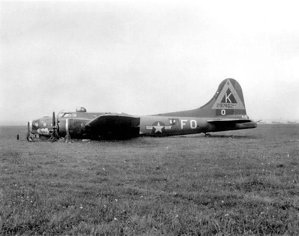 B-17 #42-97462 / Judy II