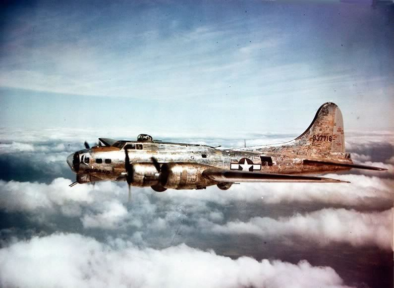 B-17 #43-37716 '5 Grand'