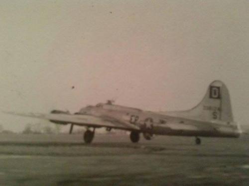 B-17 #43-38124 / Kramp's Tramps