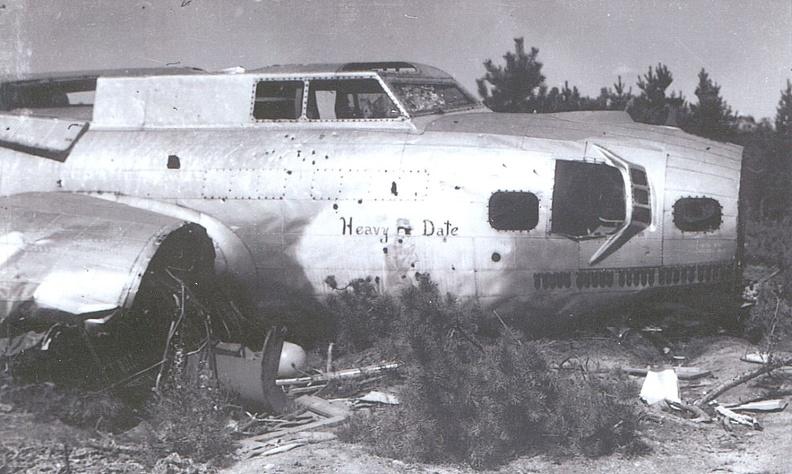 B-17 #43-38788 Heavy Date