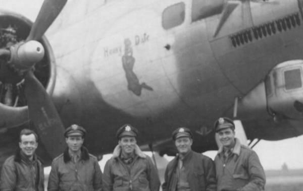 B-17 #43-38788 / Heavy Date