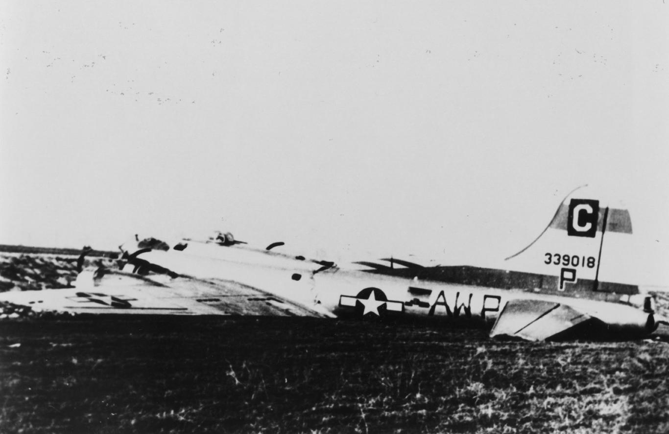 B-17 #43-39018 / Dinah Mite