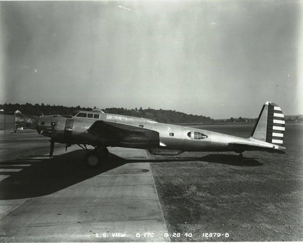 B-17 #40-2042