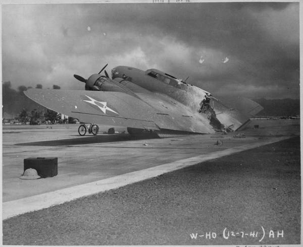 B-17 #40-2074
