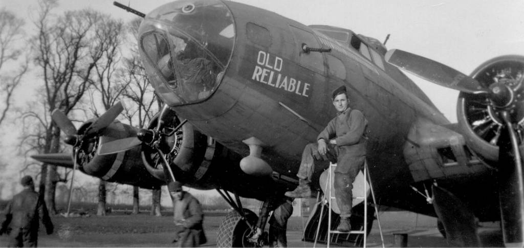 B-17 #41-24578 / Old Reliable