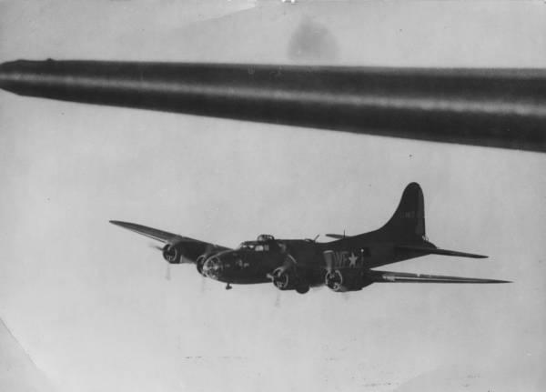 B-17 #41-24617 / Southern Comfort