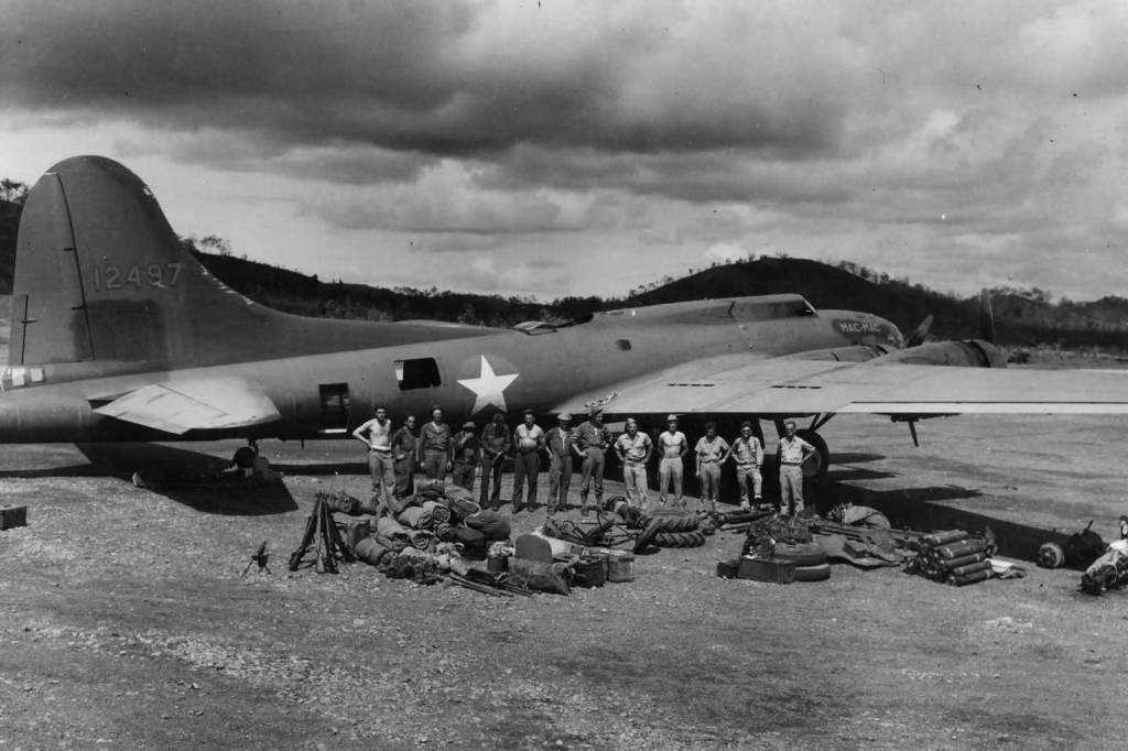 B-17 #41-2497 / Tojo's Nightmare
