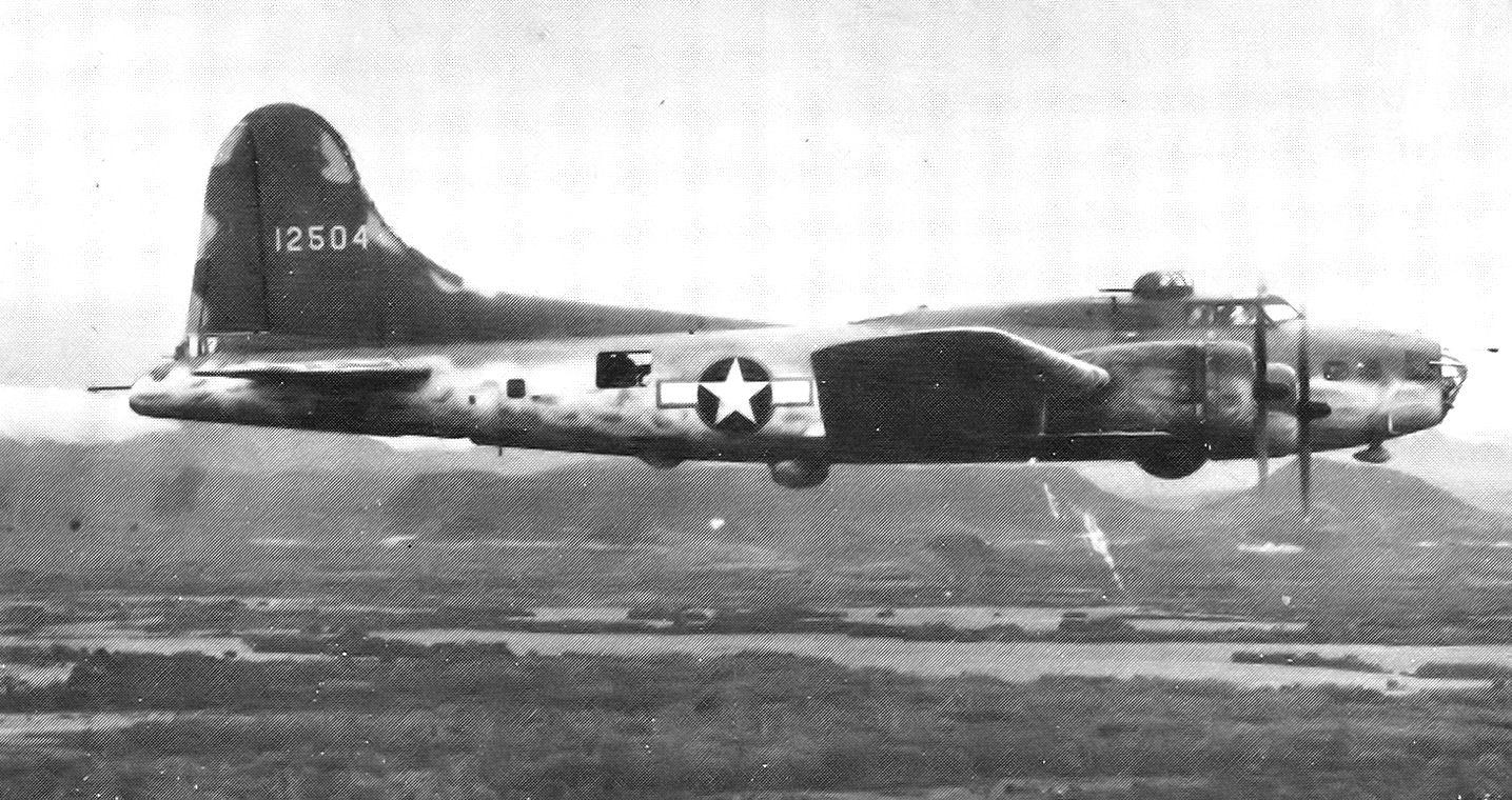 B-17 #41-2504