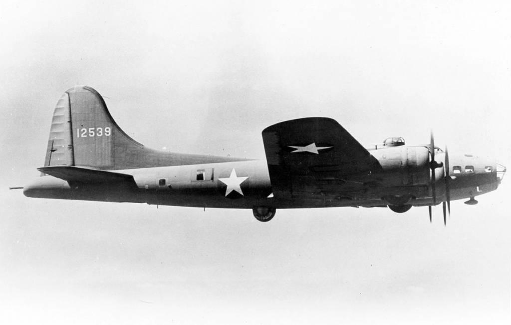 B-17 #41-2539