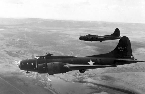 B-17 #41-2557